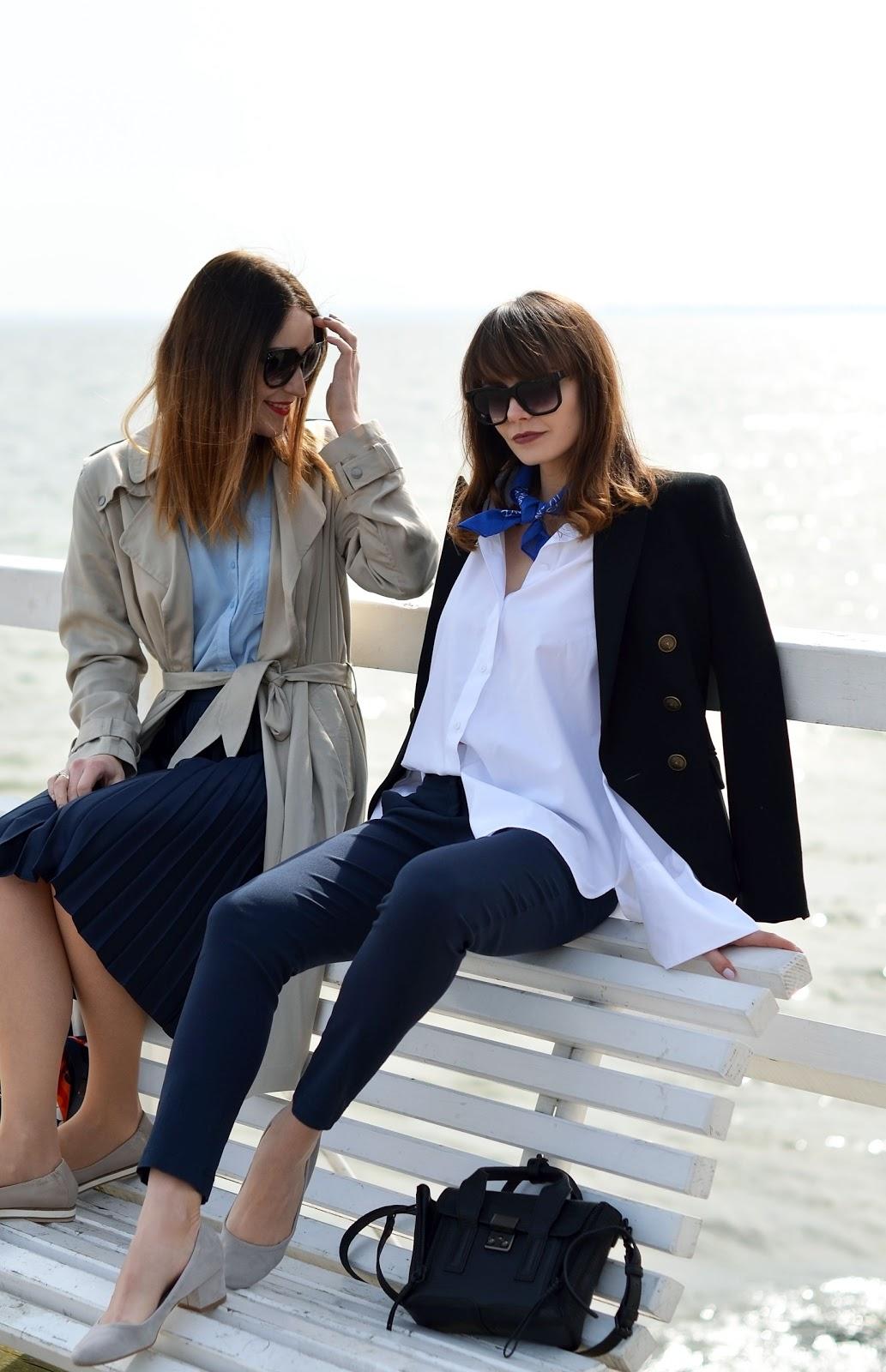 blogerki modowe | blogerki w duecie