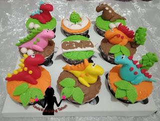 Cupcake Dinosaurus