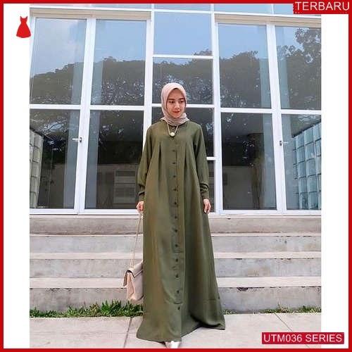 UTM036A75 Baju Azmiza Muslim Maxi UTM036A75 024 | Terbaru BMGShop