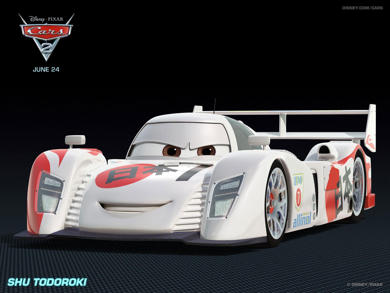 Coloriage Cars Flash Mcqueen dessin animé dessin gratuit à ...