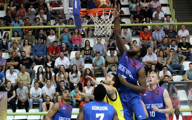 Eurobasket 2017: Aus der Traum für Makedonien mit Heim Debakel