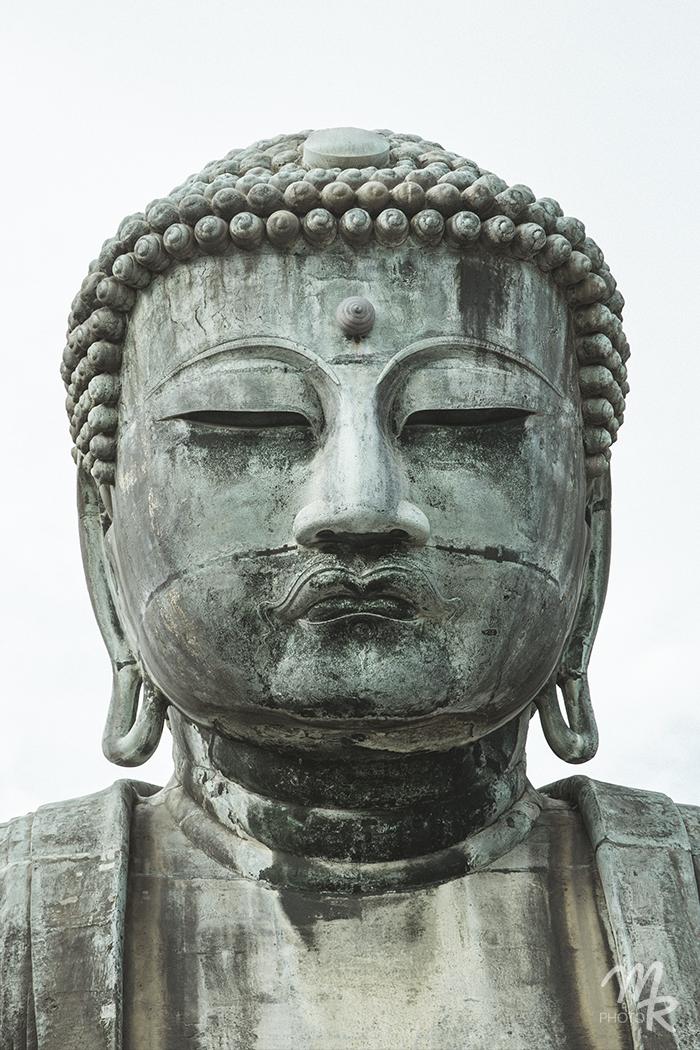 Big Buddha from Kamakura Japan