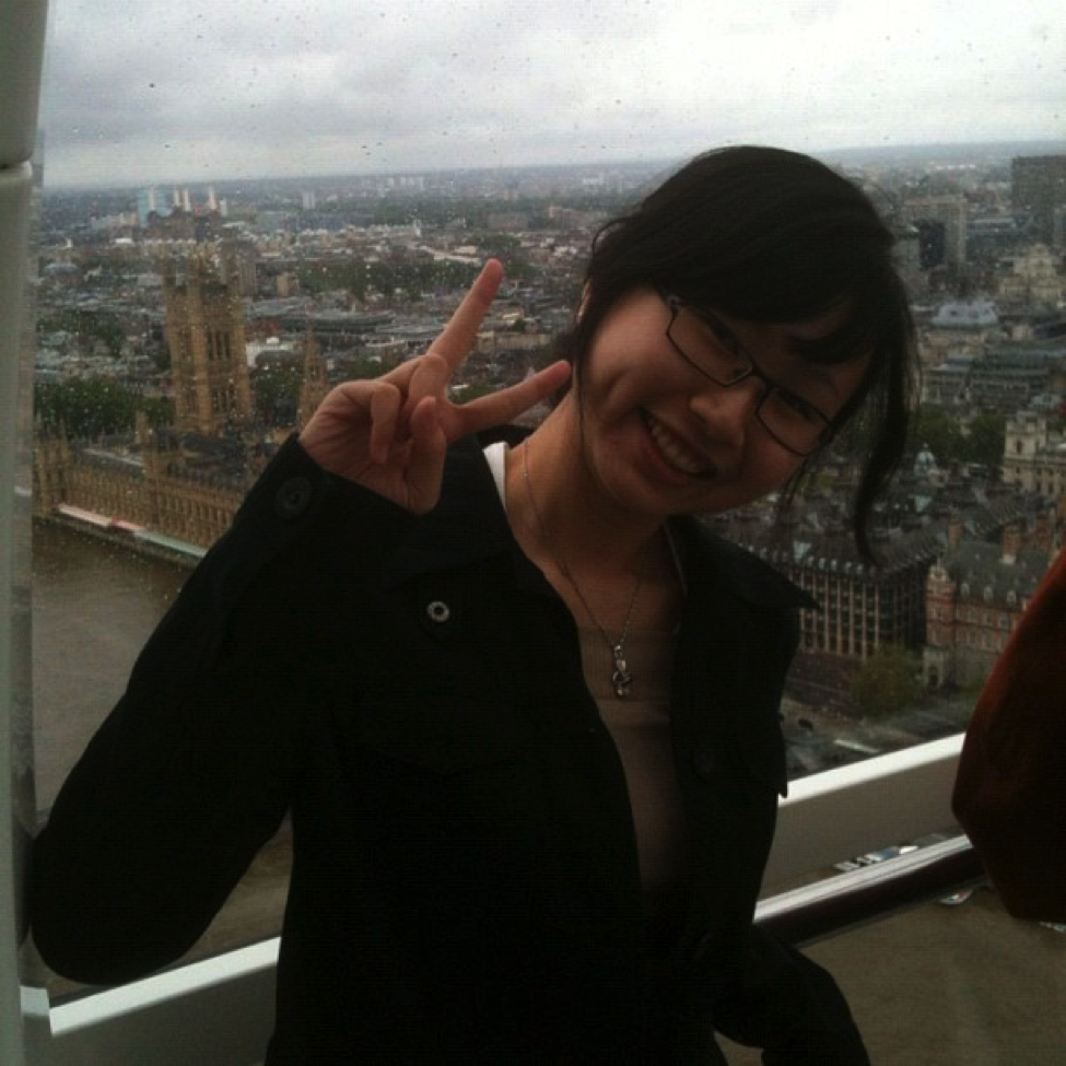 Celine Wan's Solo Travel in London
