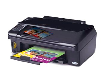 Resetter Epson NX200 Ink Reset