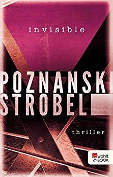 Neuerscheinungen im März 2018 #3 - Invisible von Ursula Poznanski und Arno Strobel