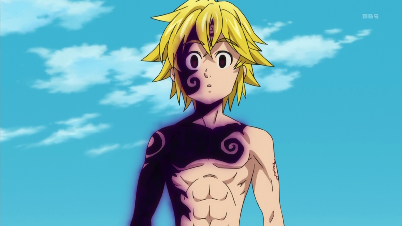 The Seven Deadly Sins - episodio numero 12