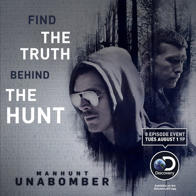 Manhunt: Unabomber (2017-) ταινιες online seires oipeirates greek subs