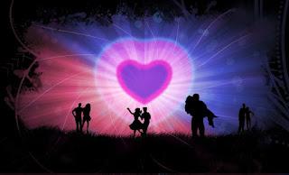 Mirada que proyecta amor y romance adolescente