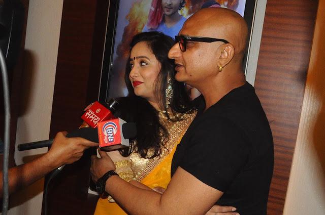 Sawariya Mohe Rang De - mucsic launch