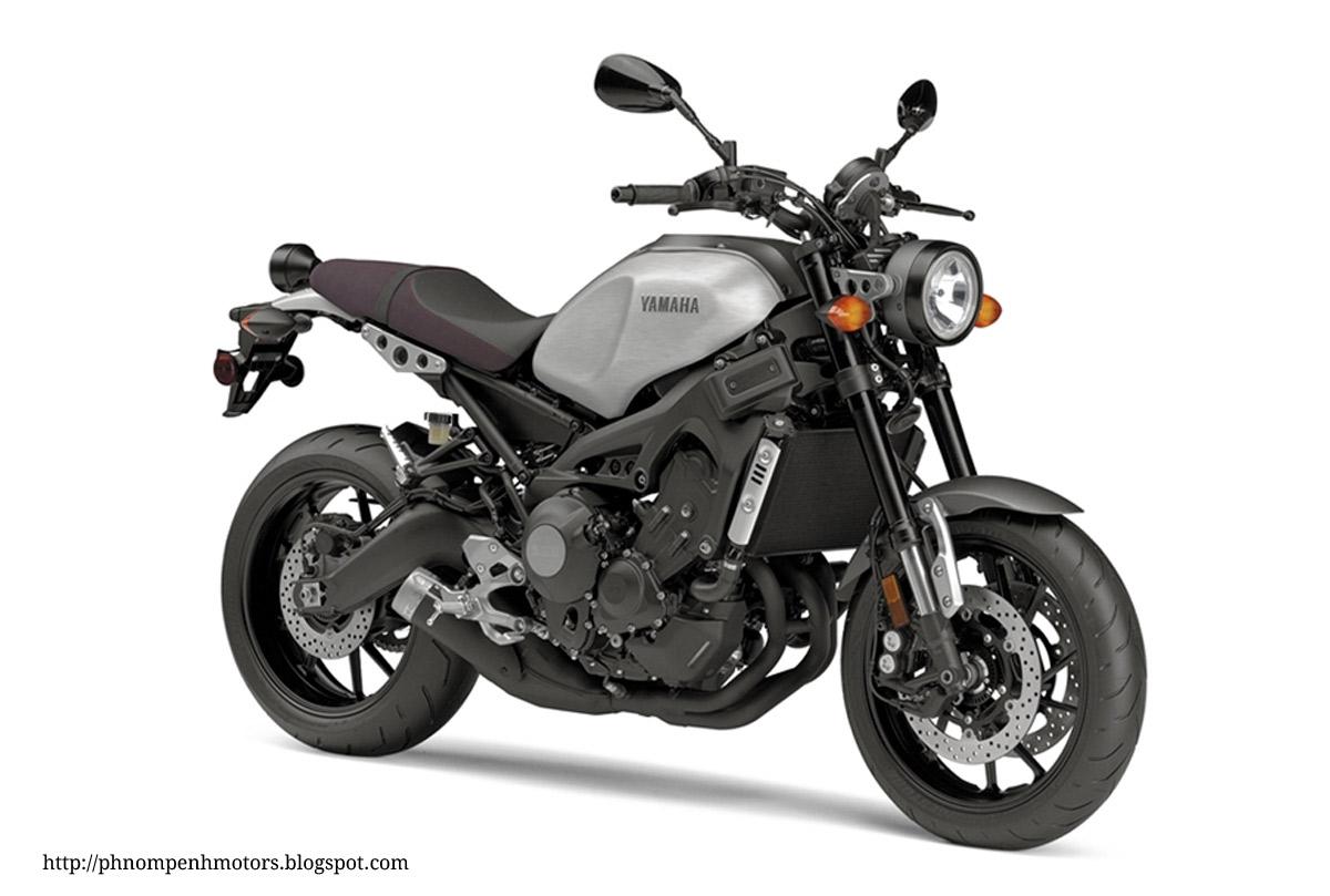Ray Price Honda >> Yamaha XSR900 - Price 11400$ - Phnom Penh Motors