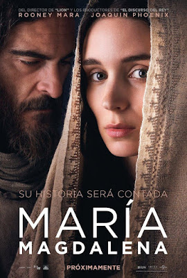Mary Magdalene 2018 Custom HD Dual Latino