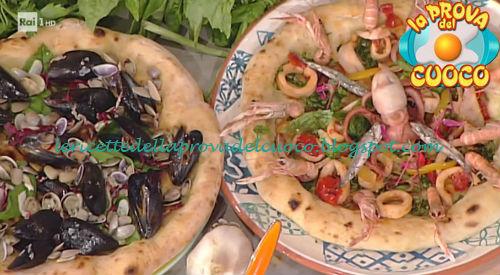 Pizza fritta agli agrumi ricetta Sorbillo da Prova del Cuoco