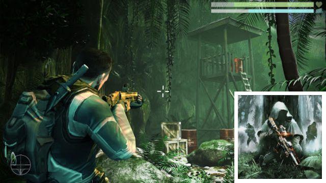 Cover Fire - 7 Rekomondasi Game Mirip PUBG Tapi OFFLINE yang Wajib Kamu Install