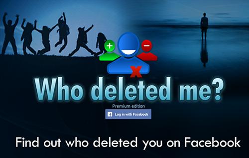 Cara Ampuh Mengetahui Siapa Yang Menghapus Pertemanan Facebook