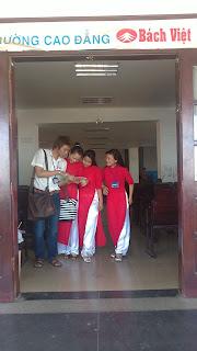 étudiants vietnamiens