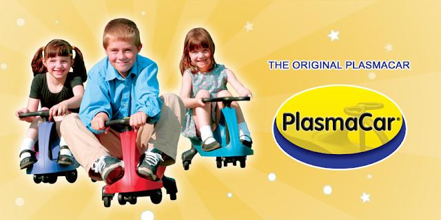 PlasmaCar Giveaway