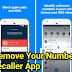 Truecaller App से Mobile Number कैसे Remove करते है