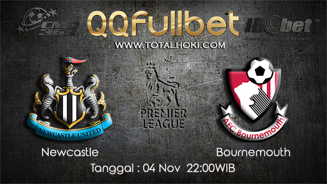 PREDIKSIBOLA - PREDIKSI TARUHAN BOLA NEWCASTLE VS BOURNEMOUTH 4 NOVEMBER 2017 (EPL)