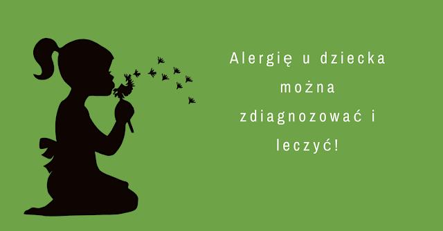 testy na alergię u małych dzieci