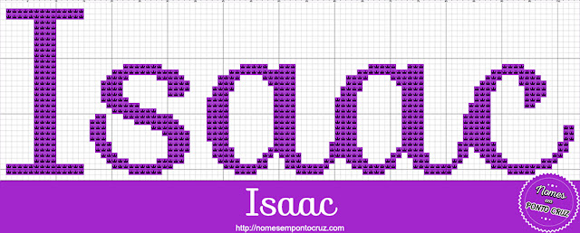 Nome Isaac em Ponto Cruz