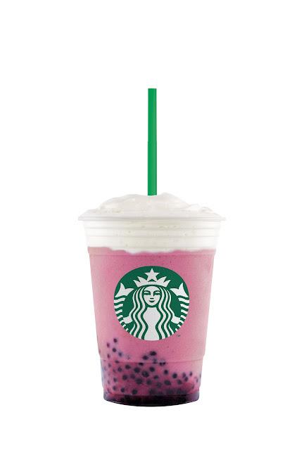 Starbucks Açai Mixed Berry Yogurt Frappuccino