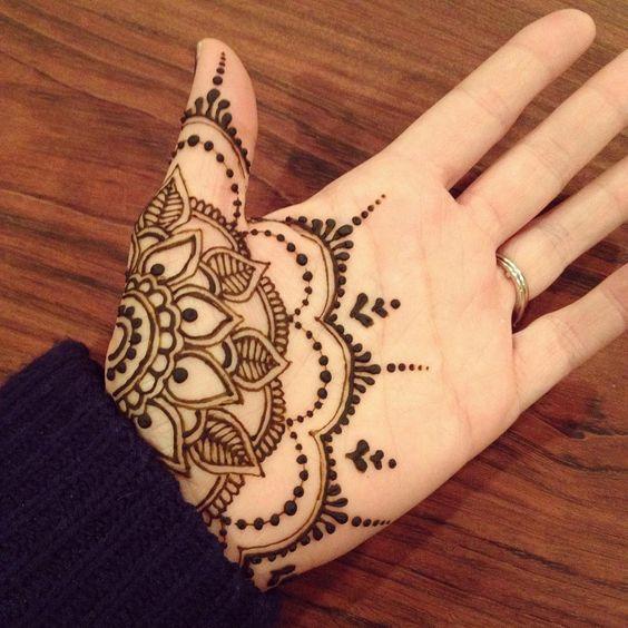 Exclusive Arabic Henna Designs for Eid