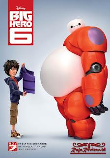 Review Film Big Hero 6