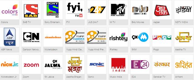 Hindi TV Channels Live   Hindi Channels Online   Watch Hindi