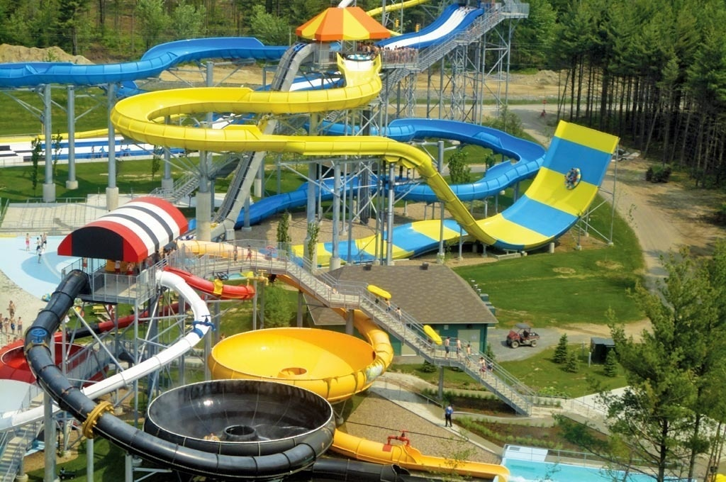 #22. Summit Tower - Calypso Park, Canada - The World's 25 Scariest Waterslides… I'm Surprised #6 Is Even Legal.