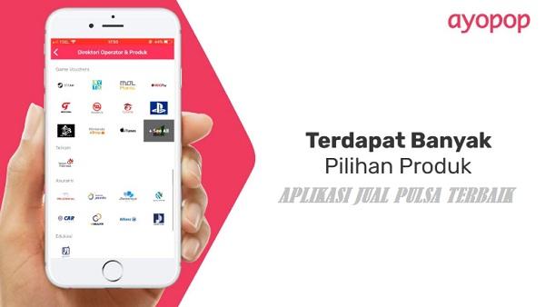 5 Aplikasi Jual Pulsa Android Terbaik Dan Populer 2018 Elbaihaki Blog