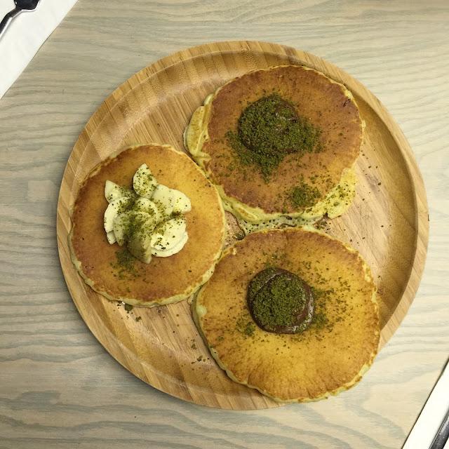 panncake marmelat Galata Istanbul