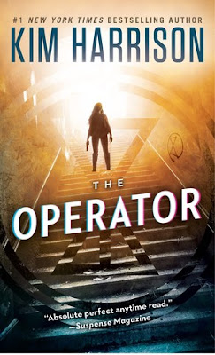 Review: The Operator by Kim Harrison