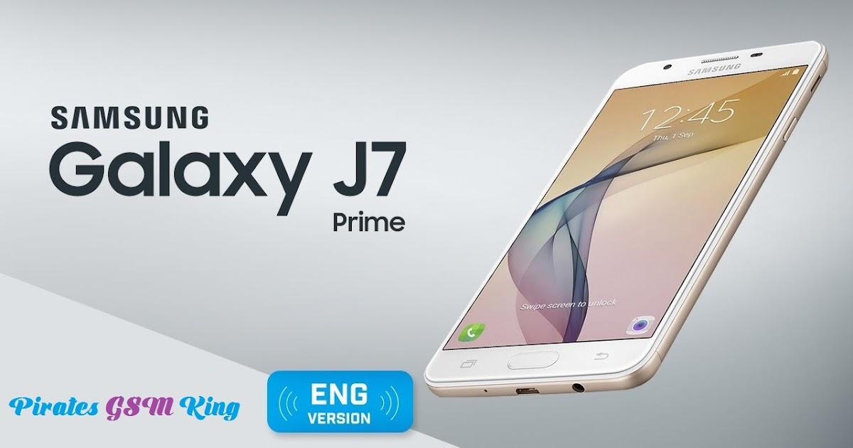 Samsung J7 Prime G610 6.0.1 4file Repair Firmware ...