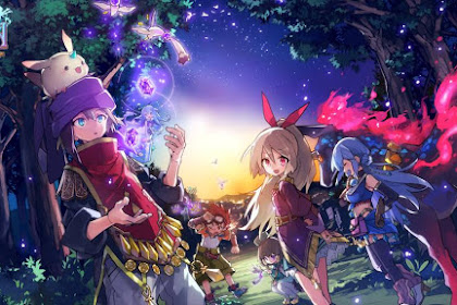 Download Anime Dragon Crisis Merc Storia (Episode 1 - 7) Subtitle Indonesia