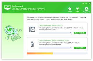 iSeePassword Windows Password Recovery Pro v2.6.2.2 Full Version