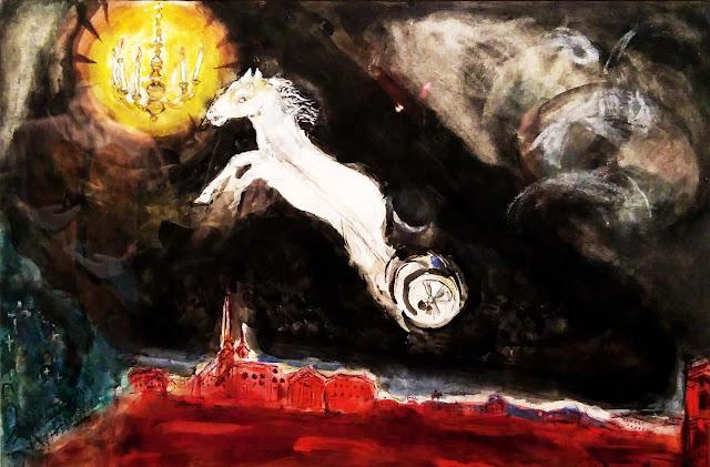 Marc Chagall, peinture, musee-des-beaux-art,montreal, blogue, anthracite, anthrcite-aime, Emmanuelle-Ricard