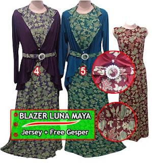 Model blazer wanita murah dan modis masa kini