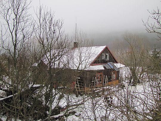 Drugi stary dom w Czarnem.