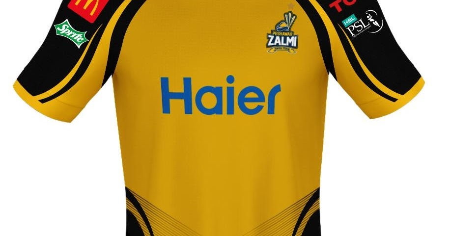 Peshawar Zalmi PSL 2020 T-Shirt or Full Kit Complete ...
