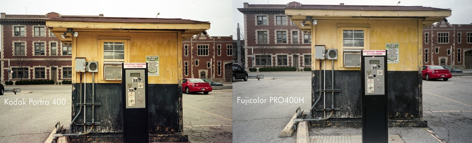 Kodak Portra 400 Side-By-Side with     - Film Photography Lust