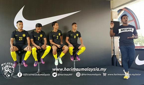 Jersi Baru Harimau Malaysia 2016, 2017 Dan 2018