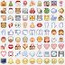Tổng hợp 1000 Biểu tượng cảm xúc, icon Facebook 2015