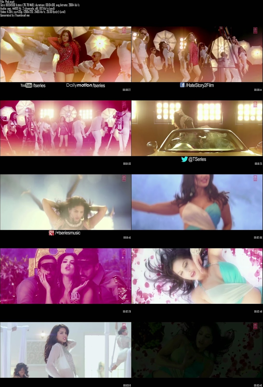 Mediafire Resumable Download Link For Video Song Pink Lips - Hate Story 2 (2014)