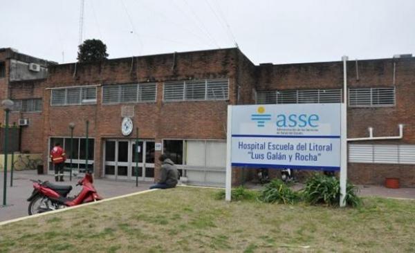 hospital escuela del litoral - paysandu