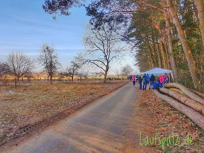 Rodgau 50 Ultramarathon 2017 Strecke