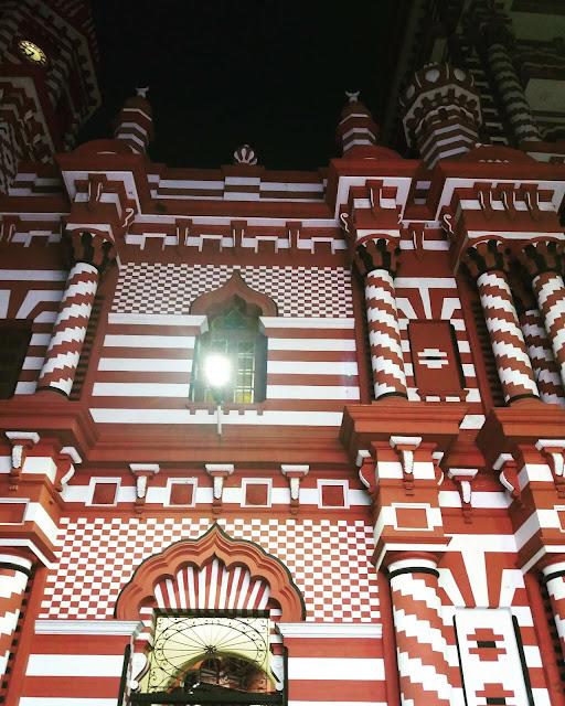 mezquita roja colombo
