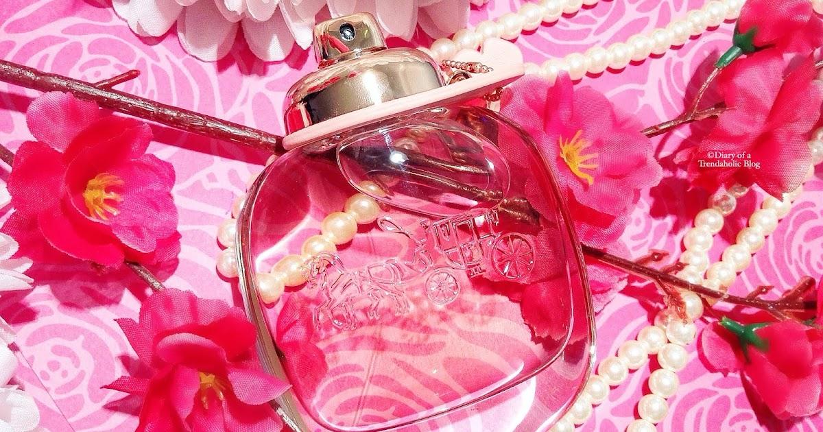 Diary Of A Trendaholic Coach Floral Eau De Parfum Review