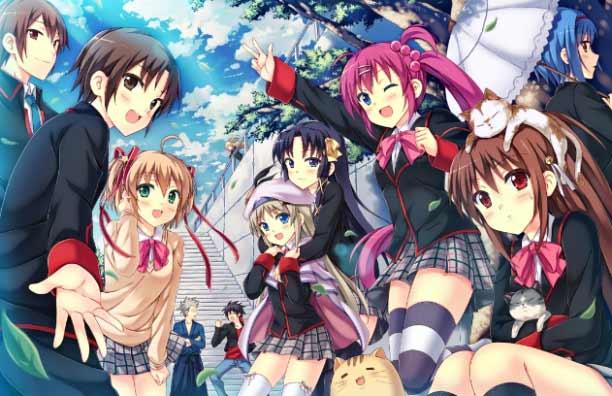 Daftar Rekomendasi Anime Sedih Terbaik - Little Buster