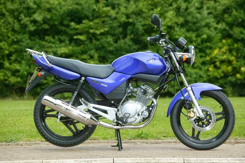 yamaha ybr 125 owner blog yamaha ybr 125 model history 2005. Black Bedroom Furniture Sets. Home Design Ideas