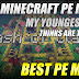 Best PE Maps - Minecraft PE Maps My Youngest Son Thinks Are The Best